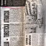 Članak u Večernjem listu