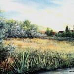 15.Tuhelj, ulje-staklo, 30x40, 1993.