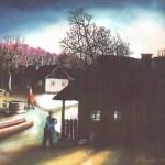 22. Predvečerje u selu, ulje-staklo, 30x30, 1979.