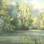 47. Sutla, ulje-platno, 60x80 1996.