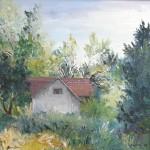 53. U Bračku, ulje-platno, 40x50, 1996.