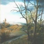 88. Gacija, ulje-staklo, 30x25, 2000.