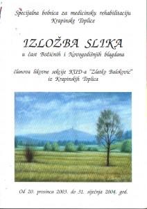 Katalog 2003