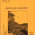 Katalog s izložbe u Zagrebačkoj pošti