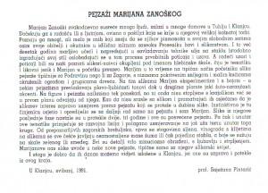 Predgovor iz kataloga - Prof. Snježana Pintarić