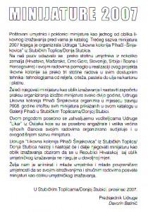 Predgovor - knjižica Davorin Batinić