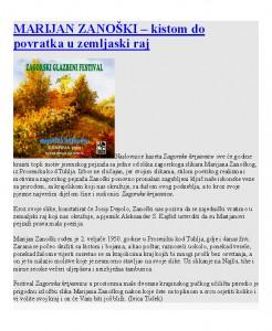 S web-a radiostanice Hrvatsko zagorje Krapina