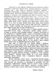 Tekst Vladimira Poljanca u katalogu