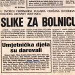 Zagorski list Likovna kolonija u Bolnici Bračak