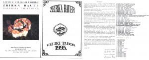 Dijelovi kataloga - Zbirke Bauer