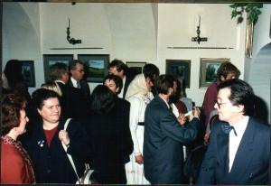 Na izložbi u dvorcu Gredioce