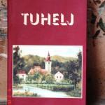 Naslovna strana monografije Tuhelj
