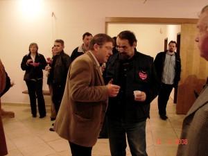 U razgovoru s Davorinom Batinićem - vlasnikom galerije