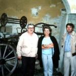 U Taborgradu prof Josip Štimac,dr. Nada Grgurić i Marijan Zanoški