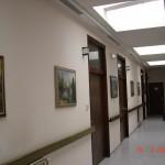 U bolnici Bračak - stalni izložbeni postav